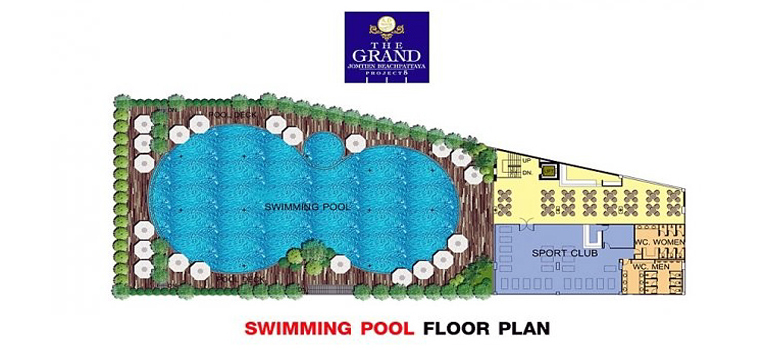 Swimming Pool Floor Plan