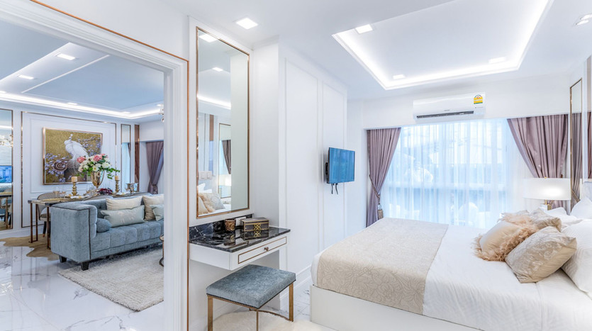 2 Bedroom Empire Tower Pattaya