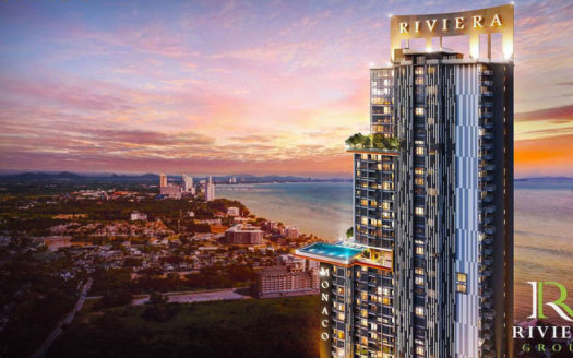 Riviera Monaco 2 Bedroom For Sale Pattaya