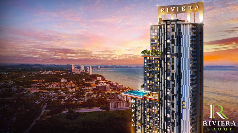 1 Bedroom For Sale Riviera Monaco, Pattaya