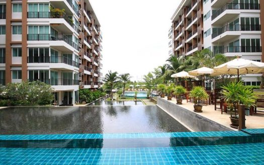 Diamond Suites Condo Pattaya
