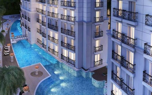2 bedroom for sale Olympus City garden Pattaya Condo For Sale