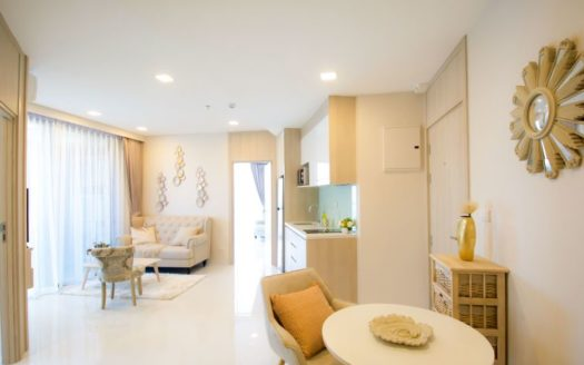 51m² 1 Bedroom The Cloud Pattaya