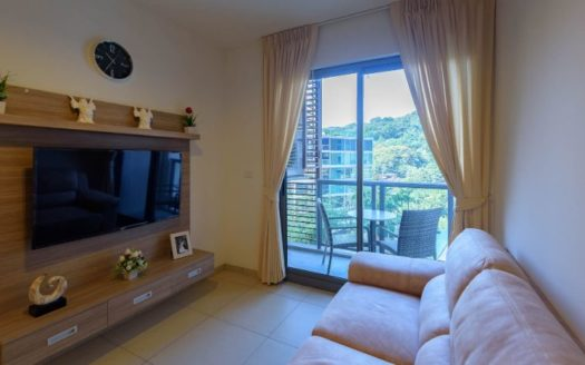 35m² 1 Bedroom for rent in Unixx Pattaya