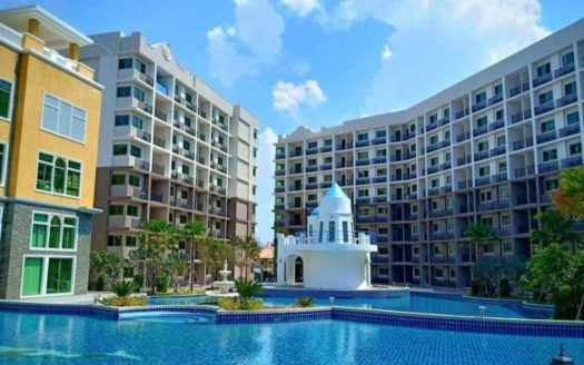 Arcadia Continental Pattaya 2 Bedroom For Sale