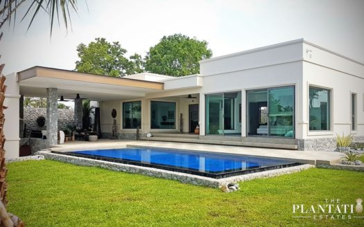 The Plantation Estates - Luxury Villas Pattaya